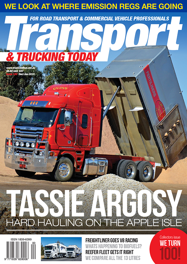 Issue 100 Transport and Trucking