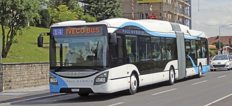 Iveco bus