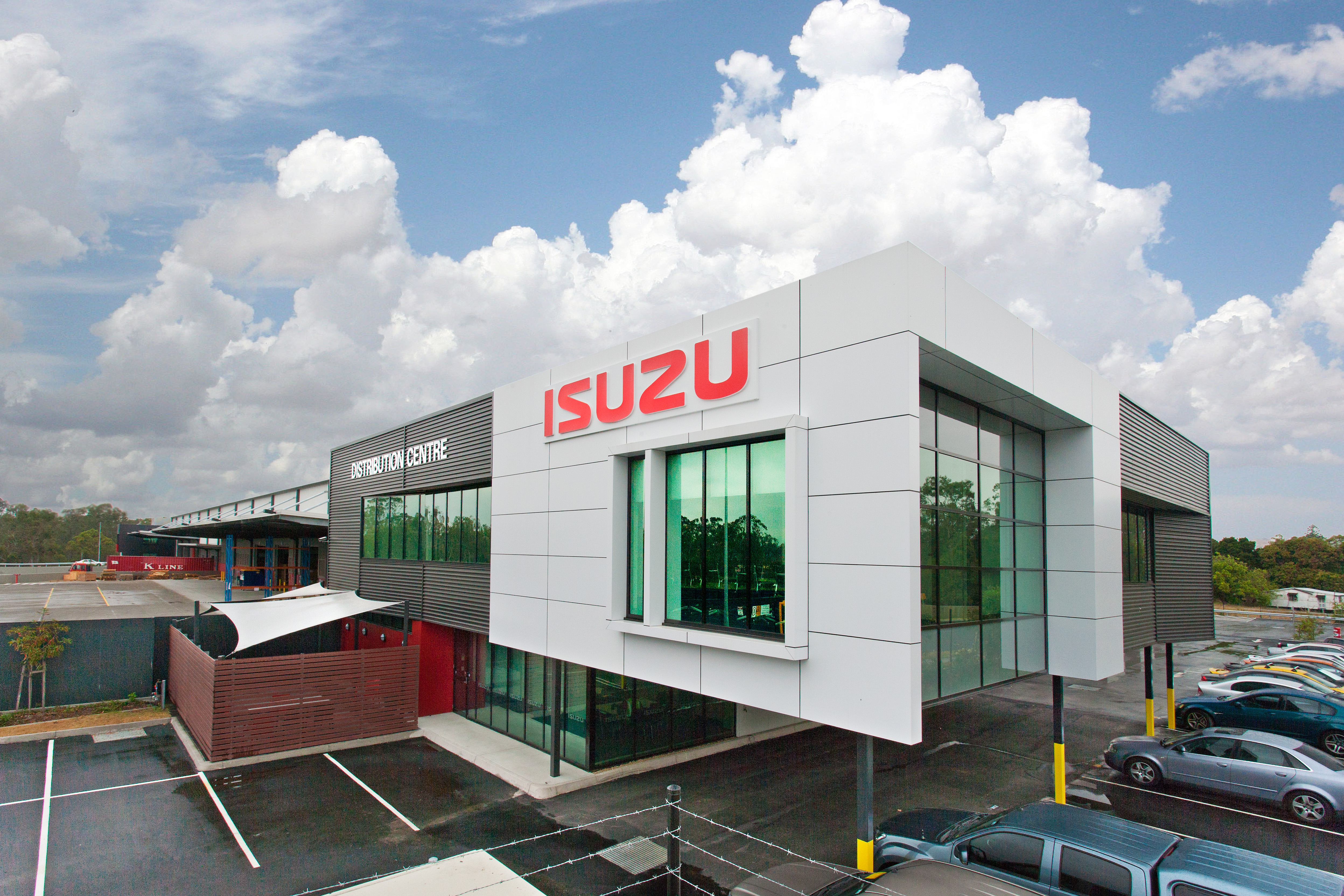 Isuzu Parts Distrubution Warehouse