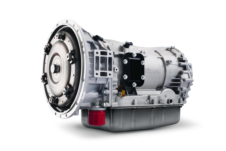 Allison Transmission – Nine-speed model, Image 1