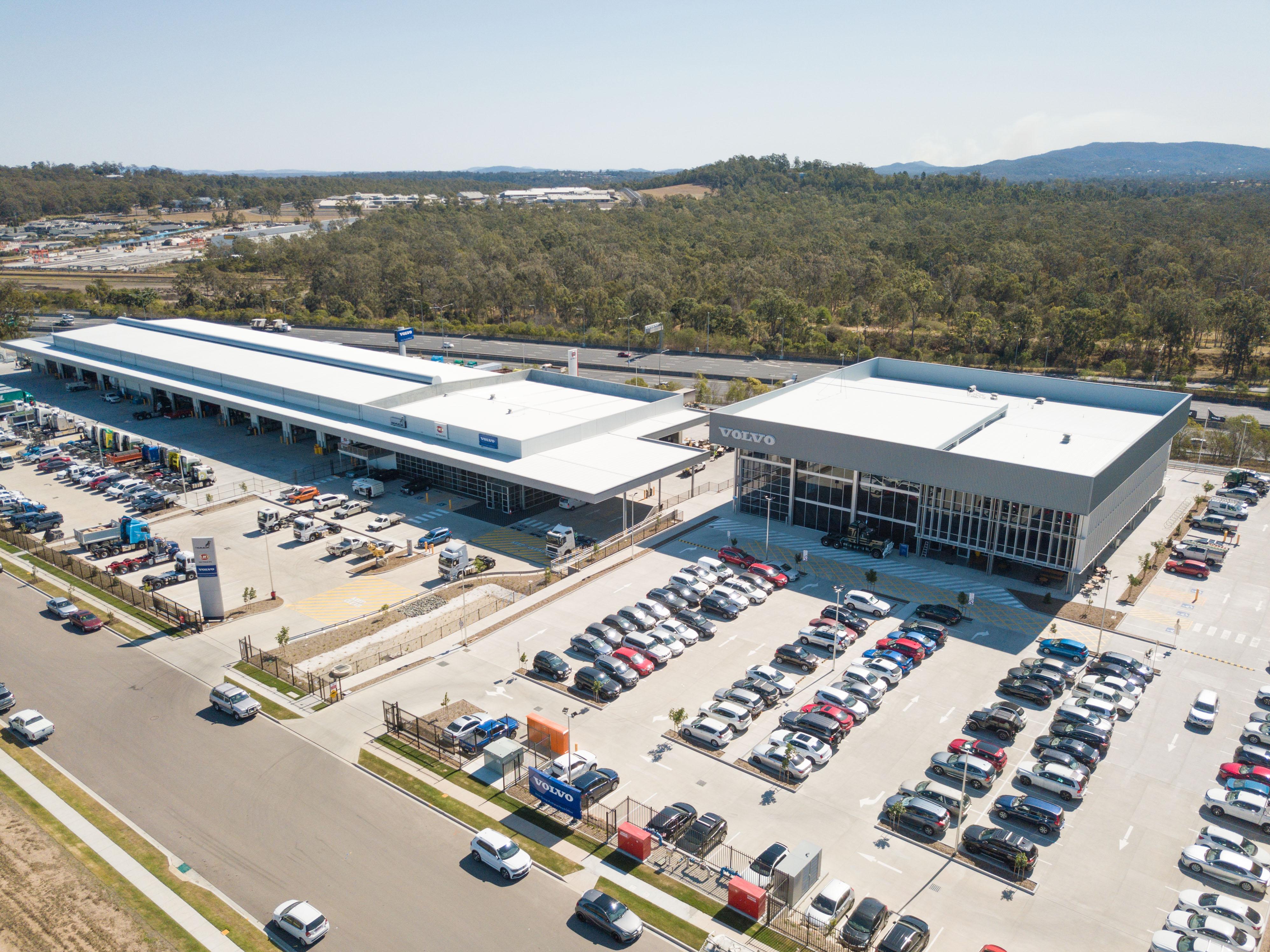 Volvo Group Australia HQ 1
