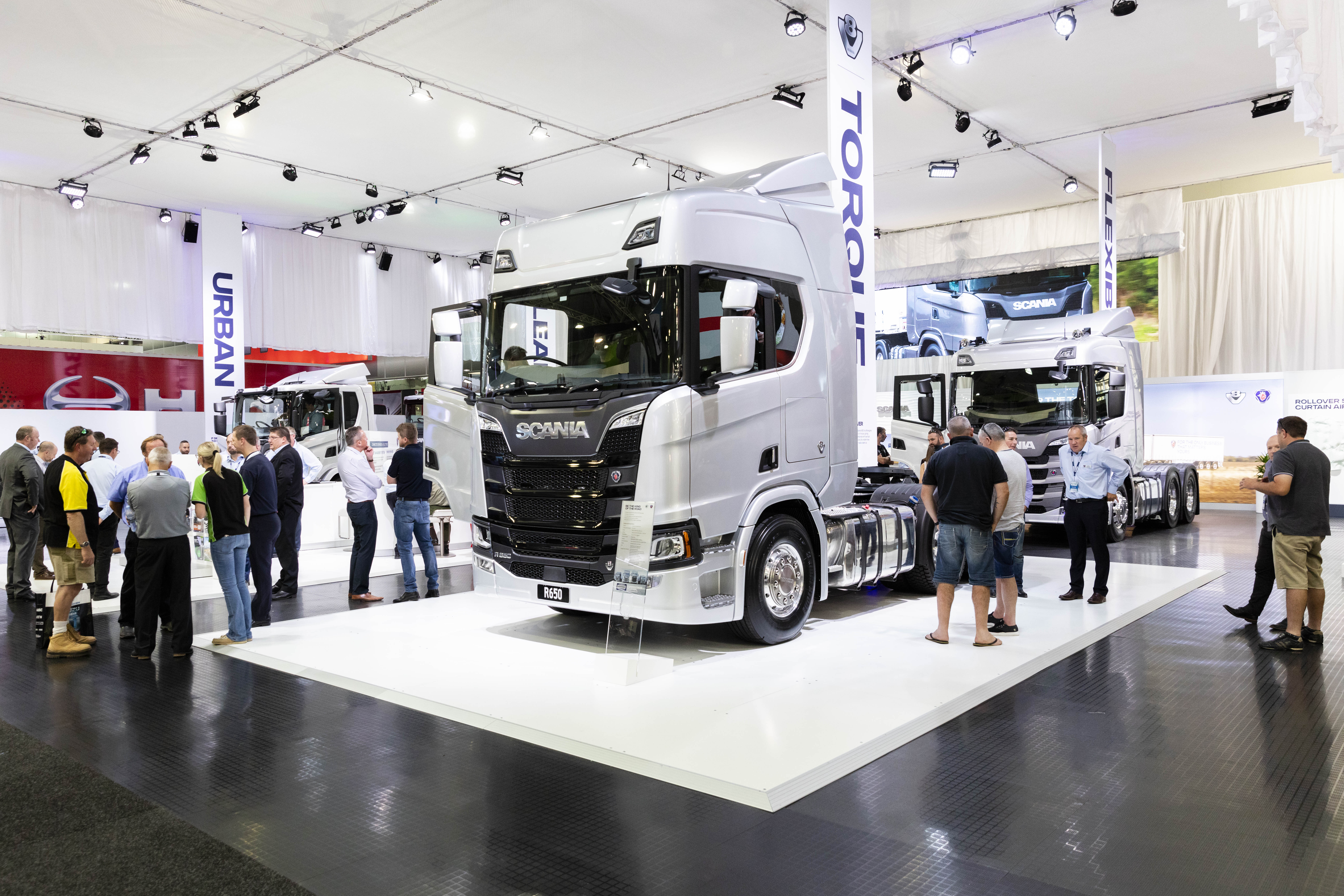 Scania stand BTS 2019-2480