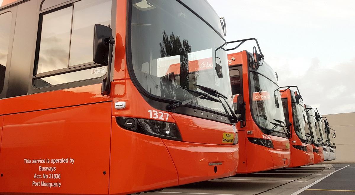 busways volgren buses