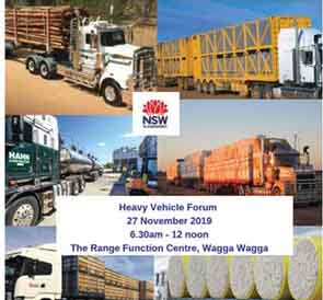 Trans for NSW Wagga forum