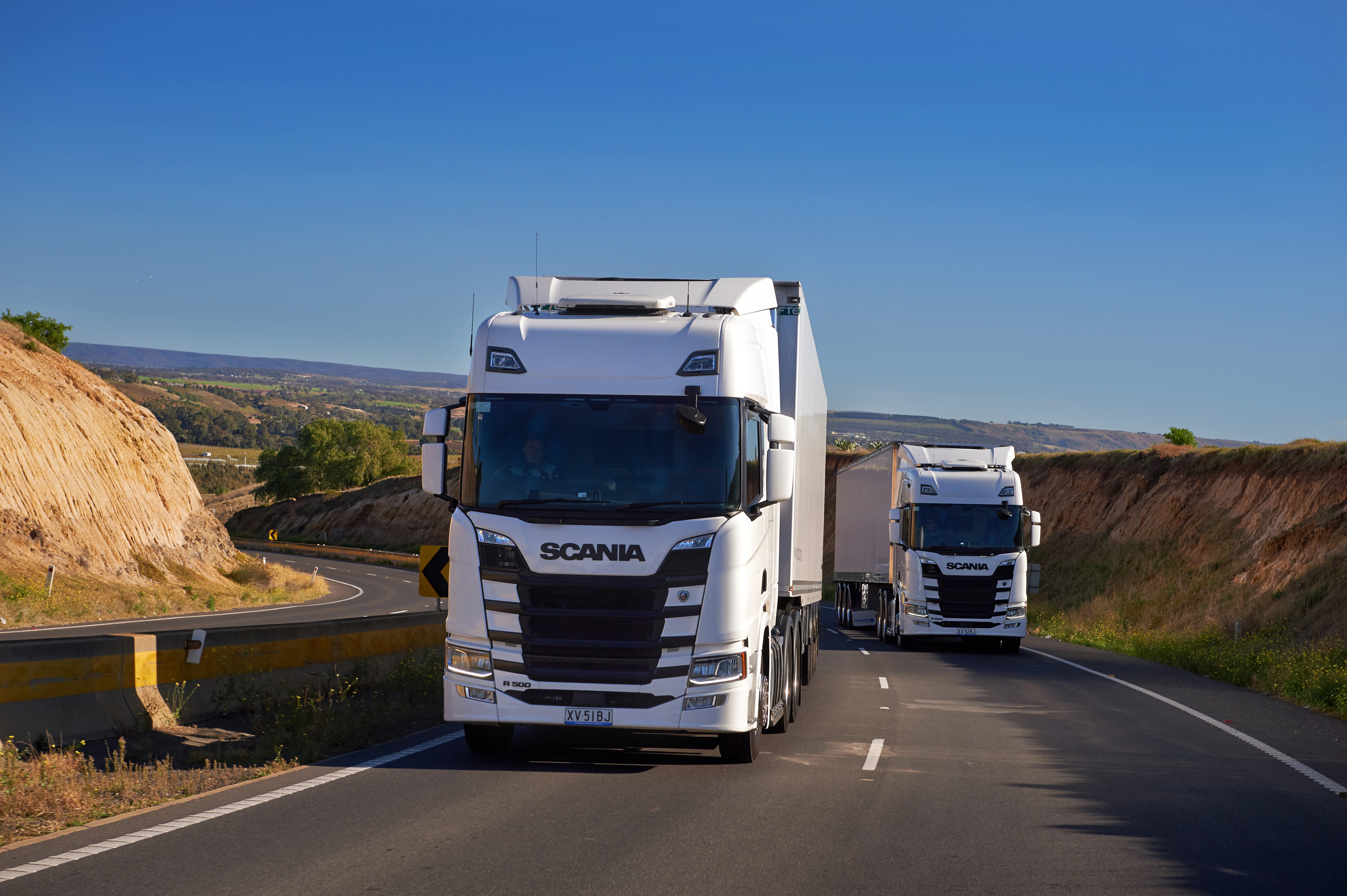 Scania reaches new highs in truck deliveries in 2019