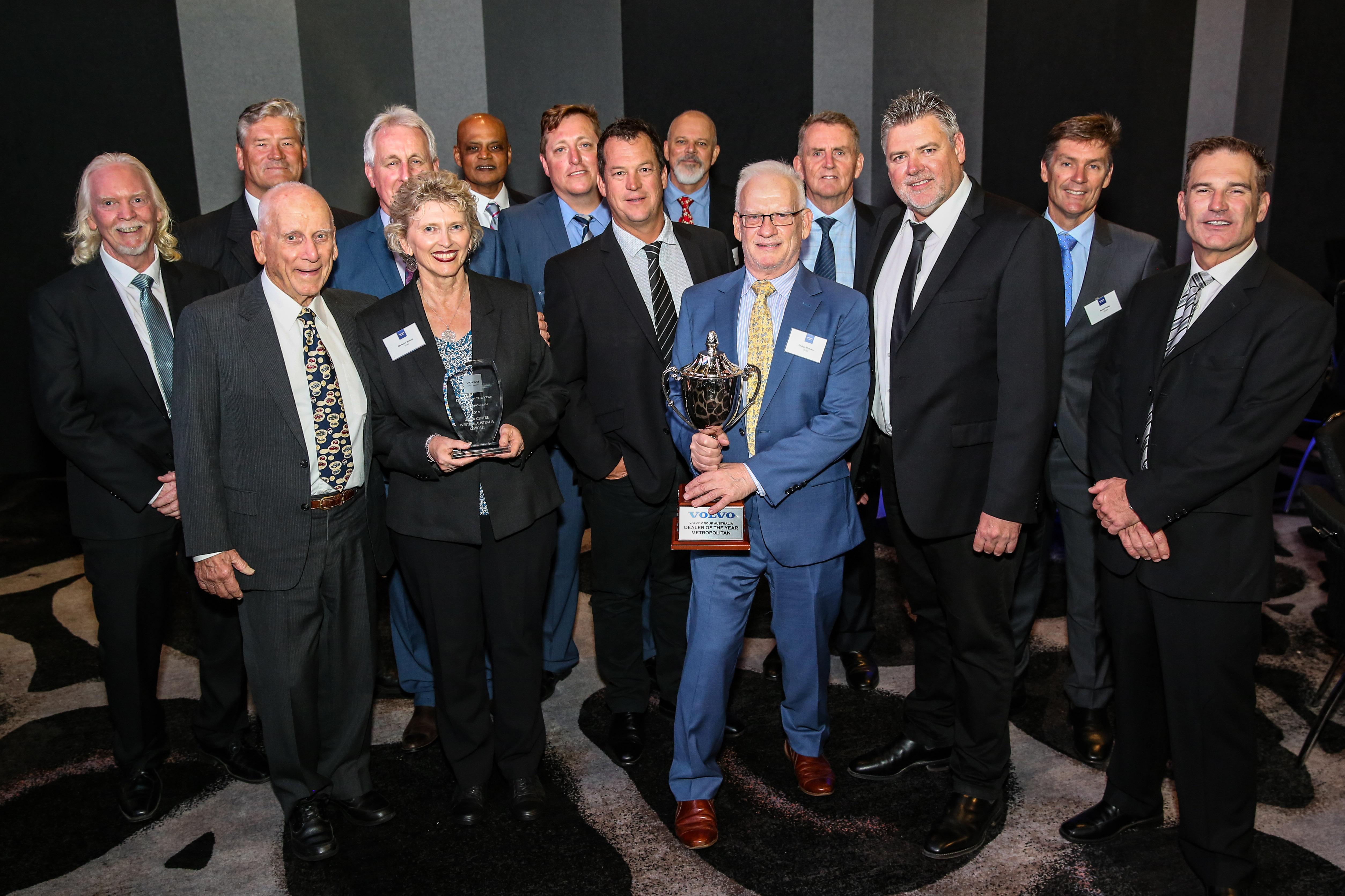 1 – Metropolitan Dealer of the Year TCWA