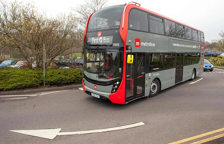 Scania sustainable gas buses UK