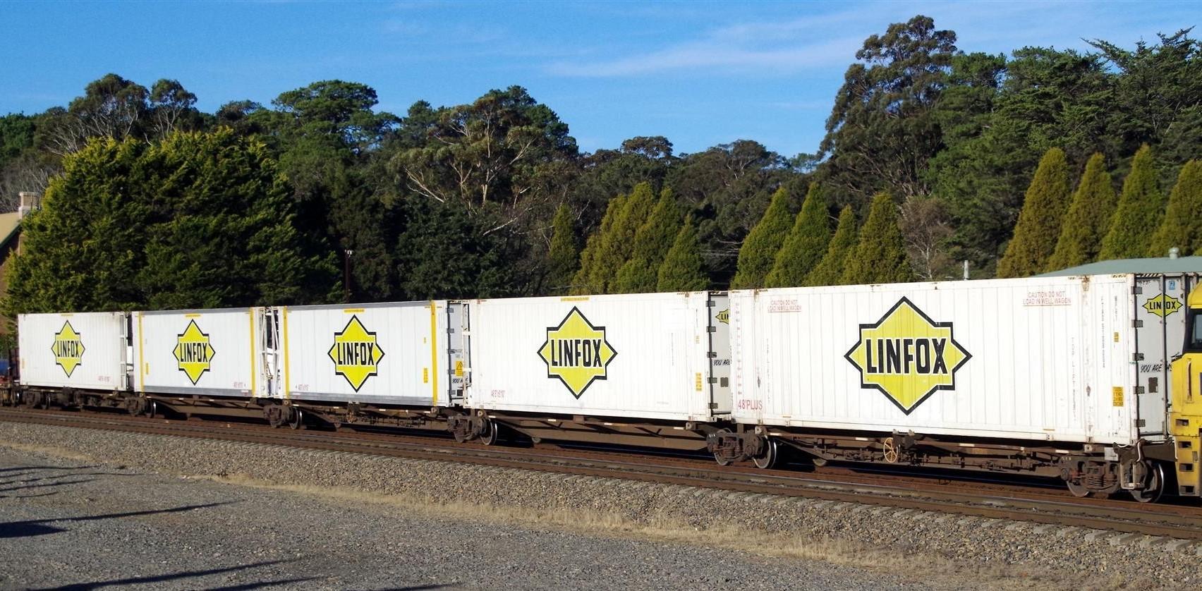 200000 Intermodal Containers