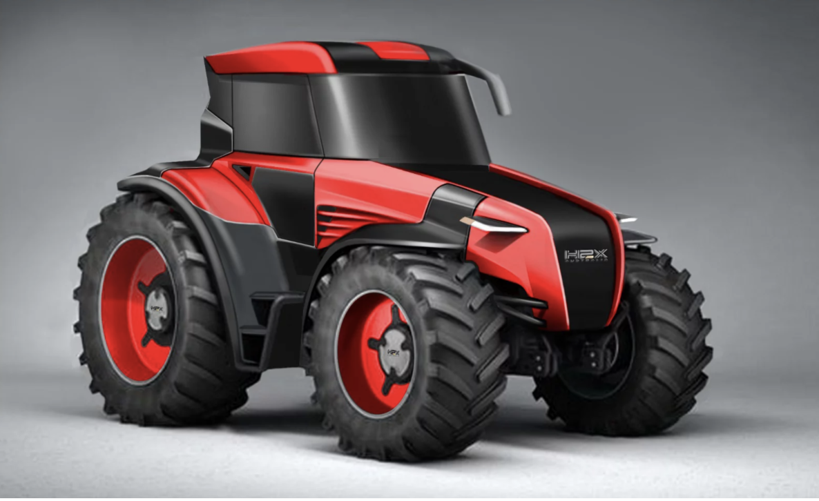 H2X tractor