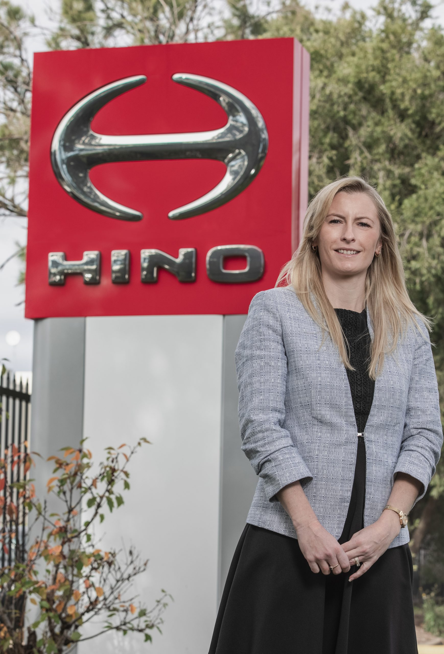 Hino Corporate Portraits. Photo by Chris Pavlich/The Photo Pitch