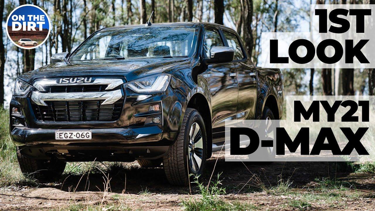 FIRST DRIVE – NEW ISUZU DMAX IMPRESSES