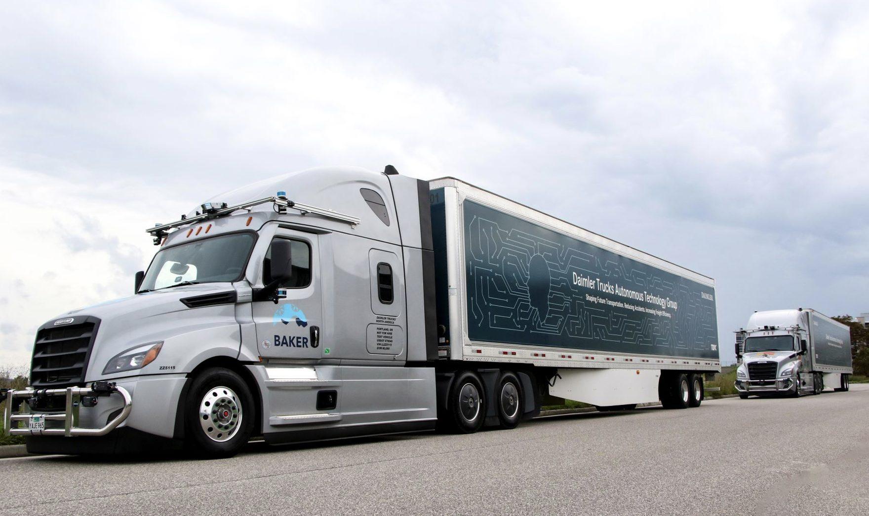 Daimler Autonomous