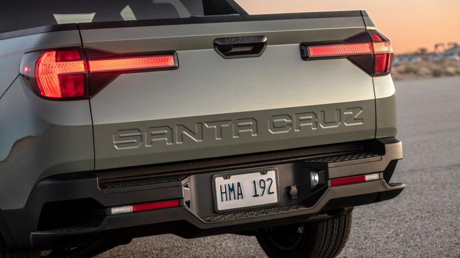 Hyundai Santa Cruz 2 pm