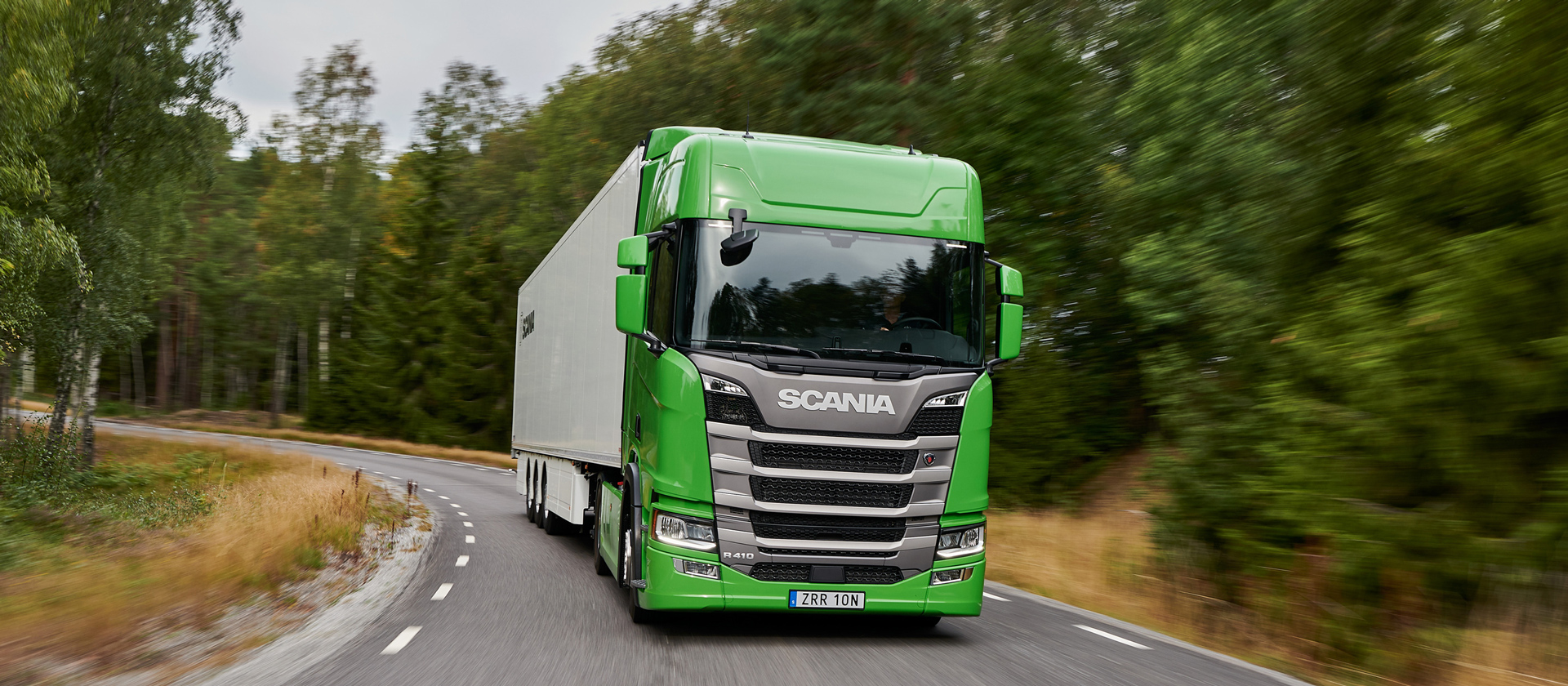 Scania wins Green truck award for the fifth time in a row